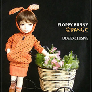 AnyDollStyle LittleFee YOSD 25cm Bunny Orange