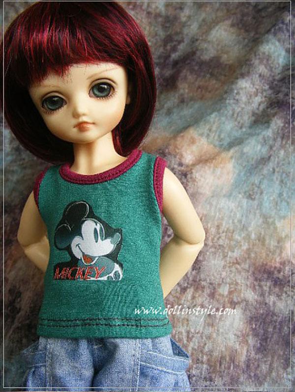 AnyDollStyle LittleFee YOSD 25cm Casual Coppoer