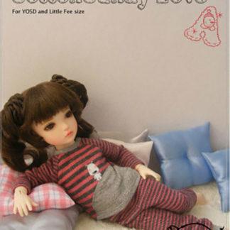 AnyDollStyle LittleFee YOSD 25cm Cotton Candy Love A
