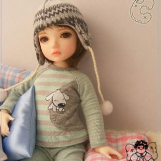 AnyDollStyle LittleFee YOSD 25cm Cotton Candy Love C