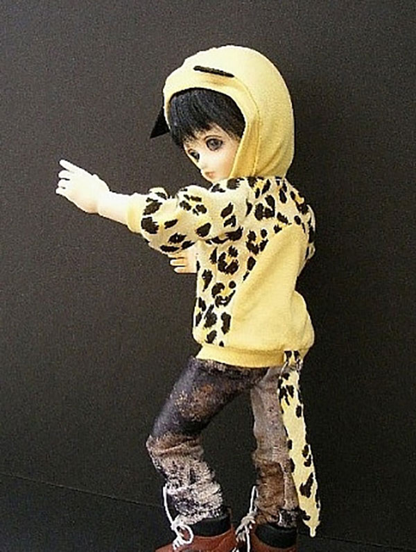AnyDollStyle LittleFee YOSD 25cm Hop Yellow