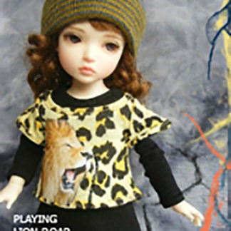 AnyDollStyle LittleFee YOSD 25cm Play Lion Roar
