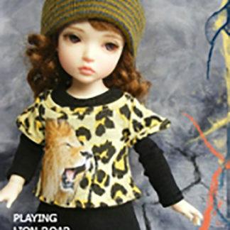 AnyDollStyle LittleFee YOSD 25cm Play Lion Roar