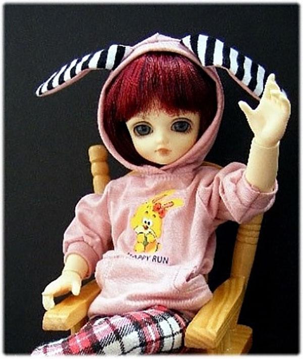 AnyDollStyle LittleFee YOSD 25cm Toki Pink