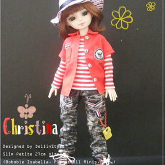 AnyDollStyle Petite Slim 27cm Christina