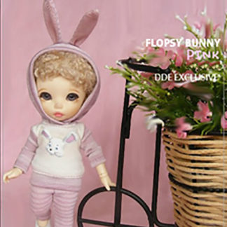 AnyDollStyle PukiFee 15.5cm Bunny Pink