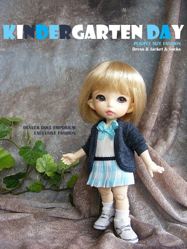 AnyDollStyle PukiFee 15.5cm Fashion Kindergarten