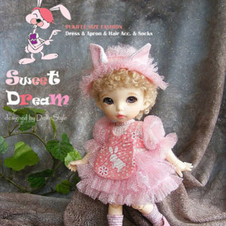 AnyDollStyle PukiFee 15.5cm Fashion Sweet Dream