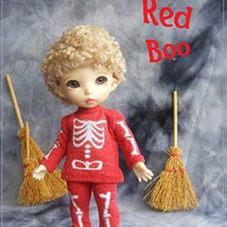 AnyDollStyle PukiFee 15.5cm Halloween Red Boo