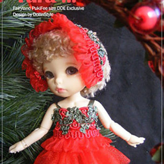 AnyDollStyle PukiFee 15.5cm Holiday Party Yura
