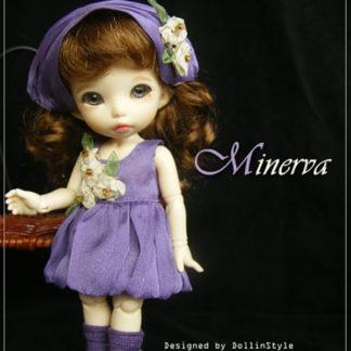 AnyDollStyle PukiFee 15.5cm Spring Dress Collection Minerva