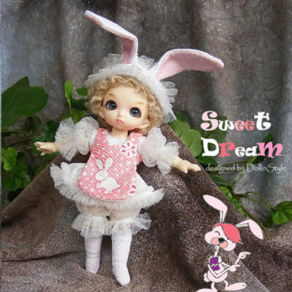 AnyDollStyle PukiPuki 11cm Sweet Dream