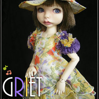 "MSD 40-45cm Lasher Fiona, Kish 14"" Size - AnyDollStyle Clothes"