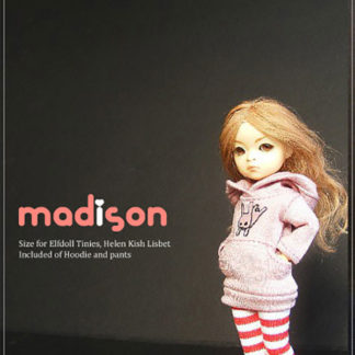 "AnyDollStyle TinyBits 6"" Slender Madison"