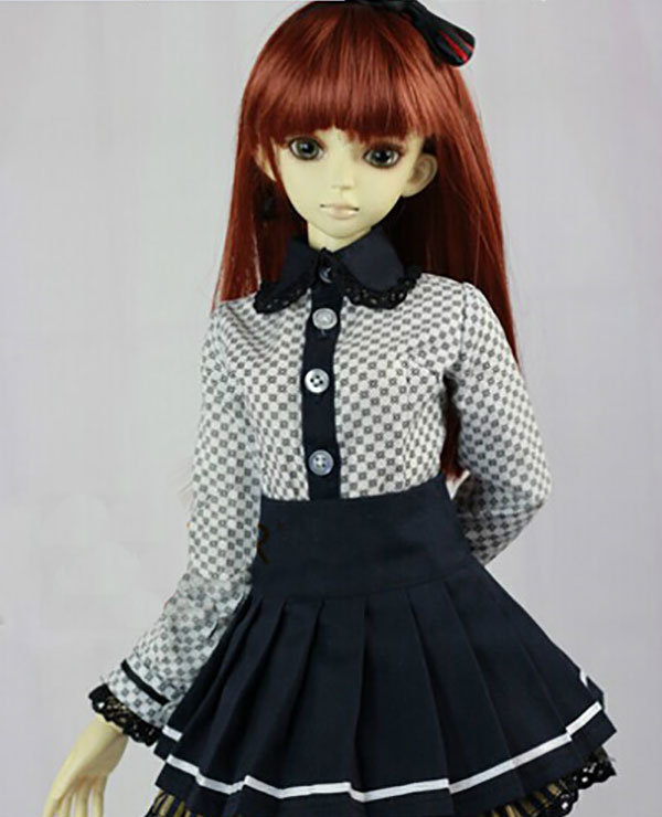 Clothes Horse SD MSD YoSD Outfit Sailor