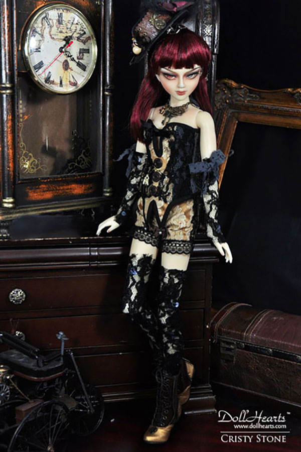 Doll Hearts SD13 Cristy Stone Collection
