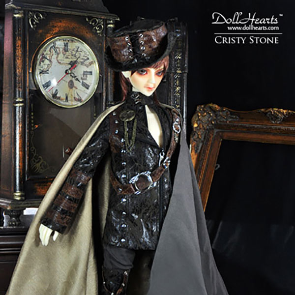 Doll Hearts SD13 Cristy Stone Collection Outfit