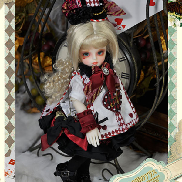 Doll Hearts YoSD Alice Outfit