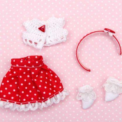 fairyland pukipuki white knit