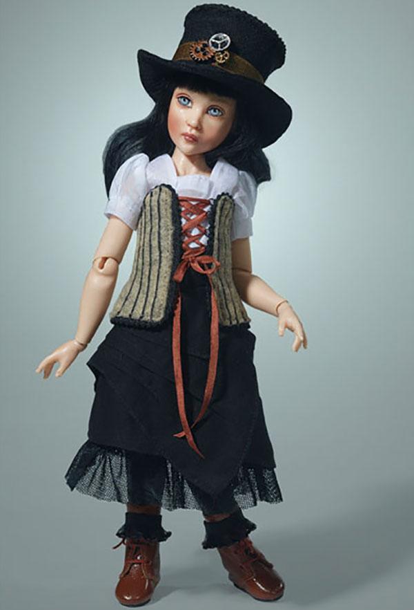 Helen Kish Doll Steampunk Paige