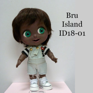 island doll bur id1801 dark tan