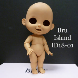 island doll bru id1801 tan