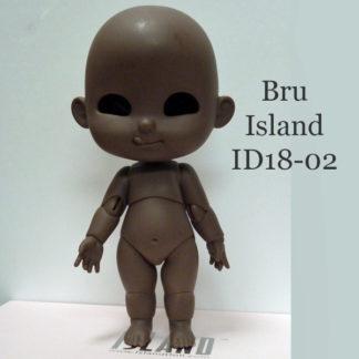 island doll bru id1802 dktan