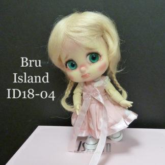 island doll bru id1804 blonde