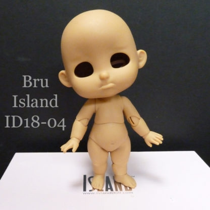 island doll bru id1804 tan