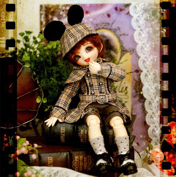 FairyLand LittleFee PongPong BJD