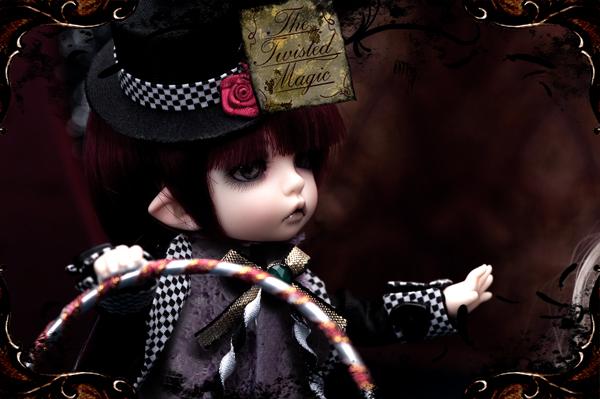 FairyLand PukiFee Pio BJD