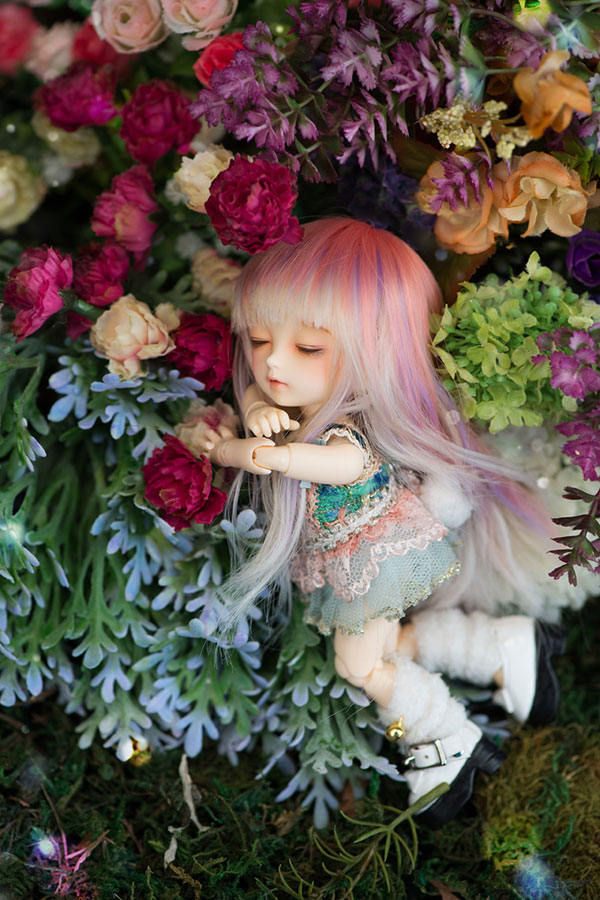 FairyLand PukiFee Rin BJD