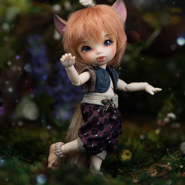 FairyLand PukiFee Tika BJD