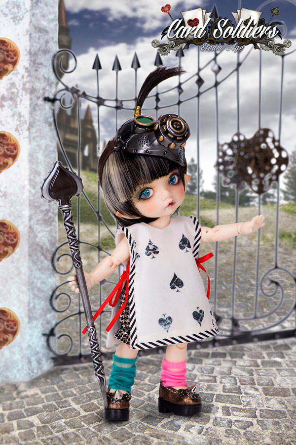 FairyLand PukiFee Vanilla BJD