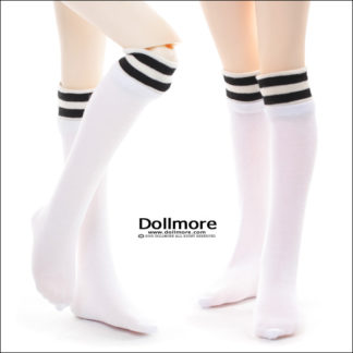 doll more msd line knee socks