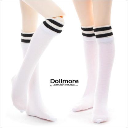 doll more msd line knee socks
