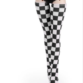 dollmore msd chess board stocking black and white