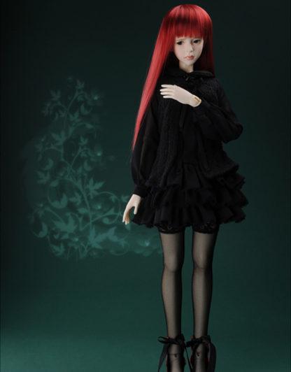 doll more neradin black sd
