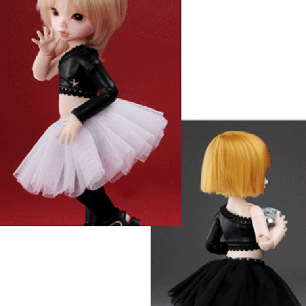 Dollmore Dear Doll YoSD Nautea Skirt Outfit