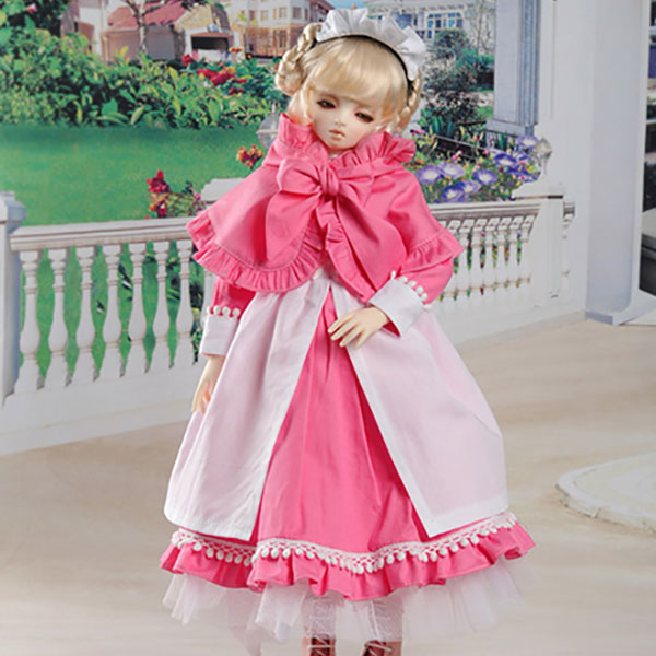 Dollmore Kids MSD Aeance Maid Set Outfit