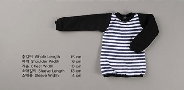 Dollmore Kid MSD Garagara T-Shirt Outfit
