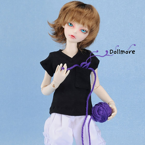 Dollmore Kid MSD T-shirt Vfreeze Black Outfit