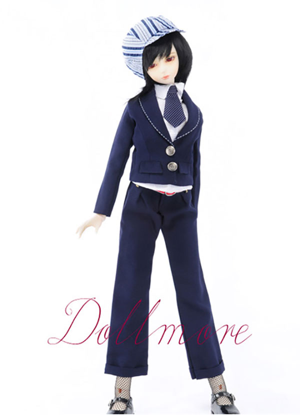 Dollmore SD Marine Girl Outfit