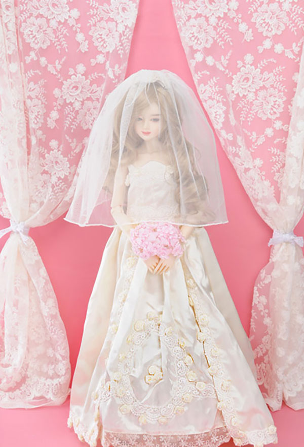 Dollmore SD Love is Wedding Outfit