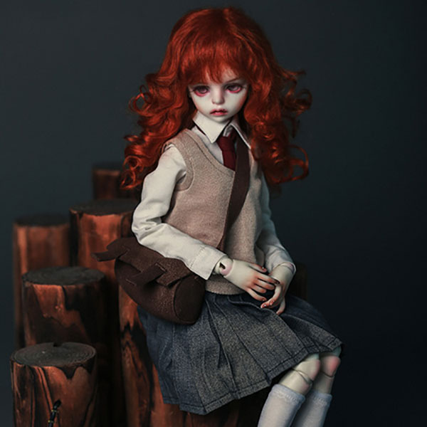 DollZone MSD Doreen Outfit