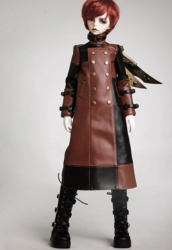 DollZone MSD Ivan Outfit