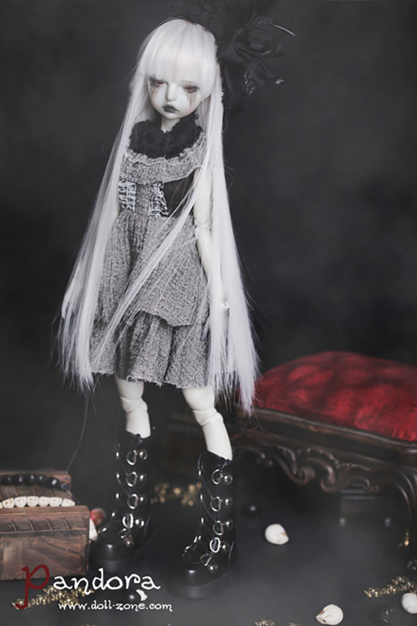 DollZone MSD Pandora Outfit