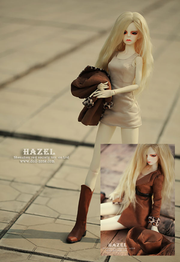 DollZone SD Hazel Outfit