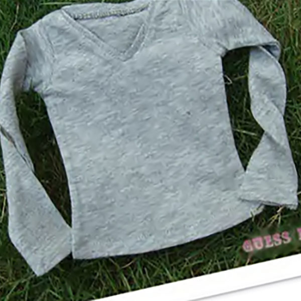 Guess Doll MSD SD Long Sleeve T-Shirt Outfit
