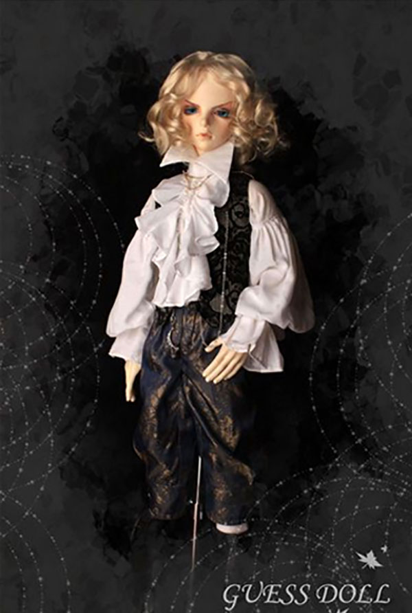 Guess Doll SD High Seas Outfit